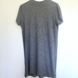 Cotton on light knit ribbed dress